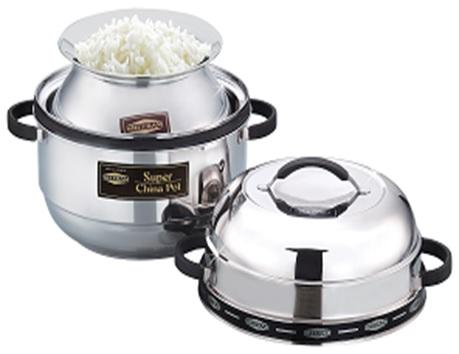 Sreeram Kitchen Extra Large Super China Pot get best offers deals free and coupons online at buythevalue.in