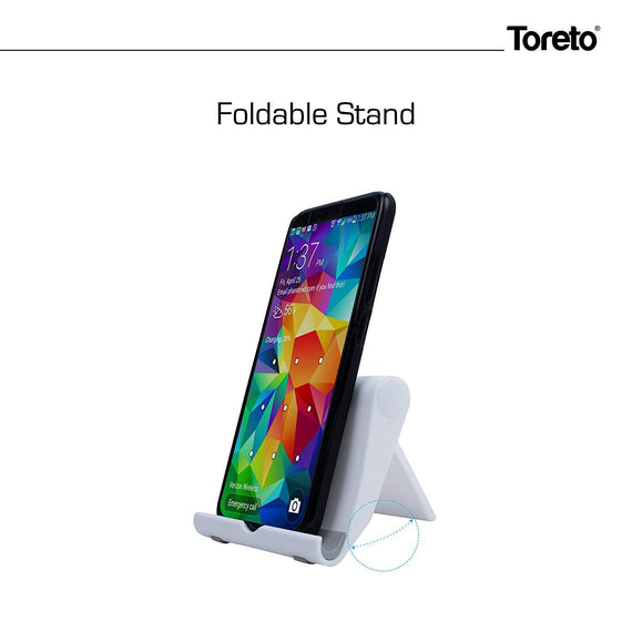 Toreto White Universal Mobile Holder