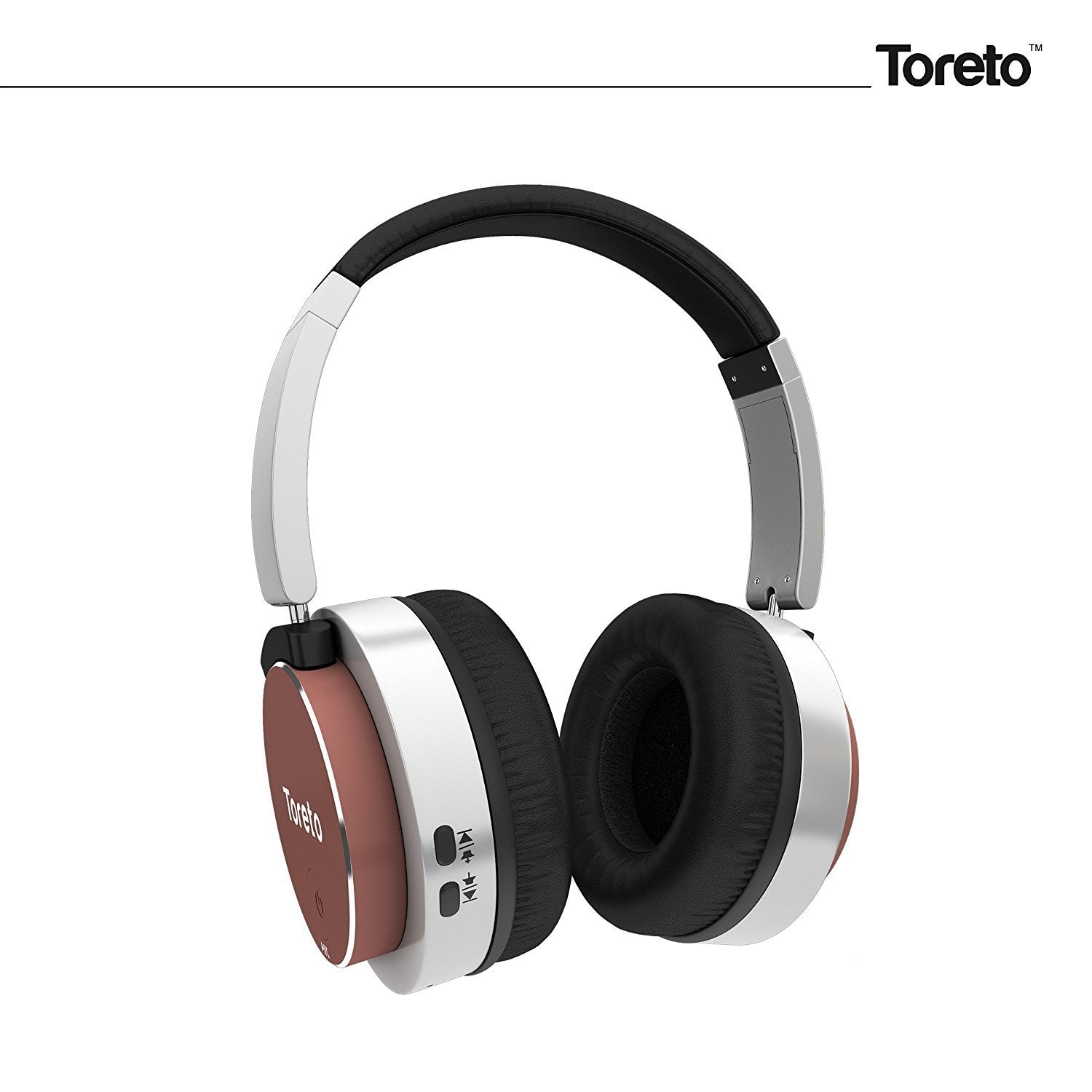 Toreto Bluetooth 2-1 Headphone