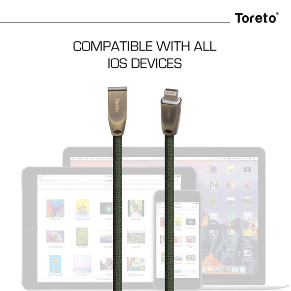 Toreto Lightning 1M Cable