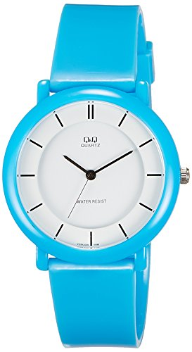 Q&Q Regular Analog White Dial Men's Watch - VQ94J005Y get best offers deals free and coupons online at buythevalue.in