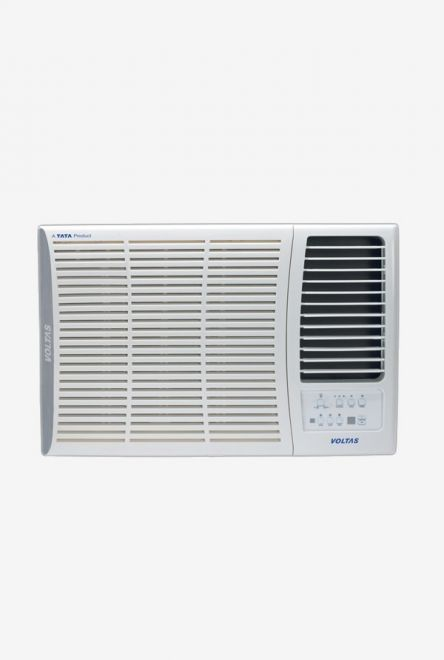 Voltas 1.0 Ton 2 Star (BEE rating 2018) 122 DZA Copper Window AC (White) get best offers deals free online at buythevalue.in