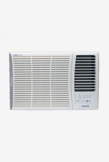 Voltas 1.0 Ton 5 Star (BEE rating 2018) 125 DZA Copper Window AC (White) get best offers deals free online at buythevalue.in
