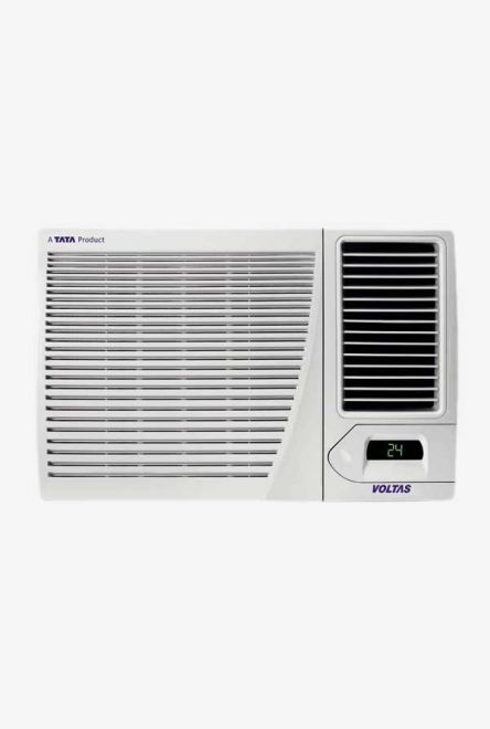 Voltas 1.5 Ton 2 Star (BEE rating 2018) 182 CZN Copper Window AC (White) get best offers deals free online at buythevalue.in
