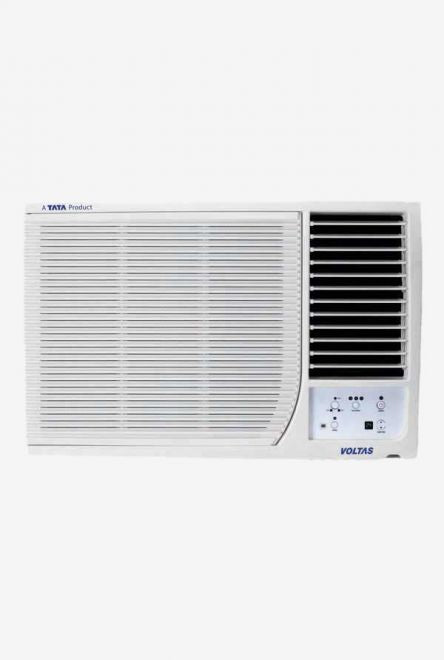 Voltas 1.5 Ton 2 Star (BEE rating 2018) 182 DZB Copper Window AC (White) get best offers deals free online at buythevalue.in