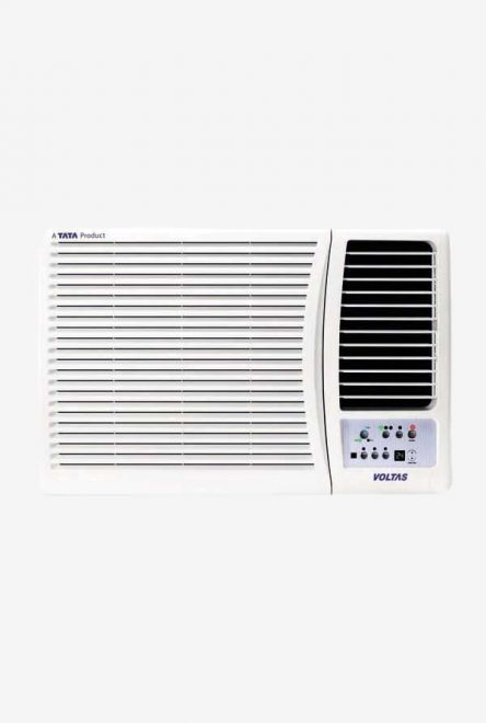 Voltas 1.5 Ton 3 Star (BEE rating 2018) 183 MZC Copper Window AC (White) get best offers deals free online at buythevalue.in