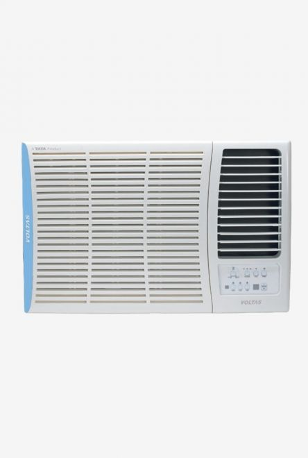 Voltas 1.5 Ton 3 Star (BEE rating 2018) 183 MZE Copper Window AC (White) get best offers deals free online at buythevalue.in