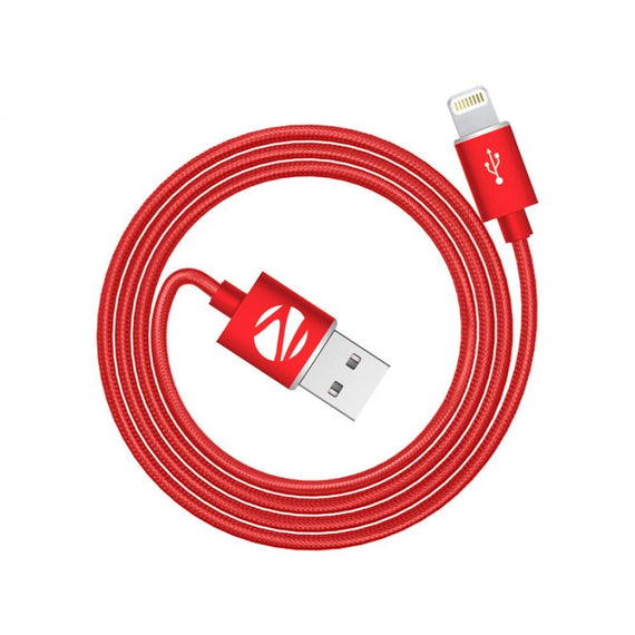 Zebronics Red Type-C Usb Cable get best offers deals free and coupons online at buythevalue.in
