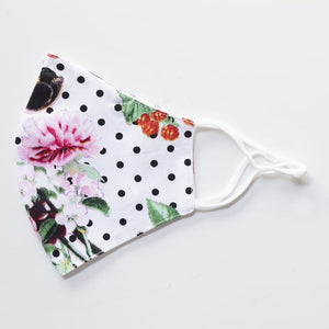 Polka & Print - Reusable Cotton Mask
