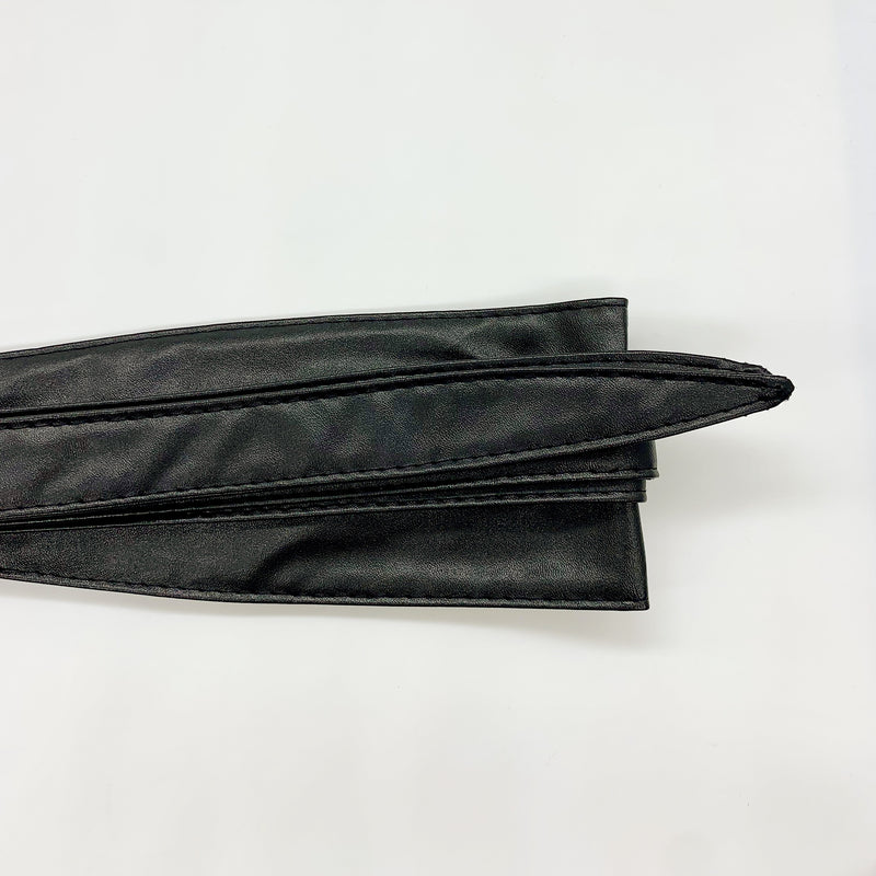 Looking Snatched - Faux Leather Soft Belt