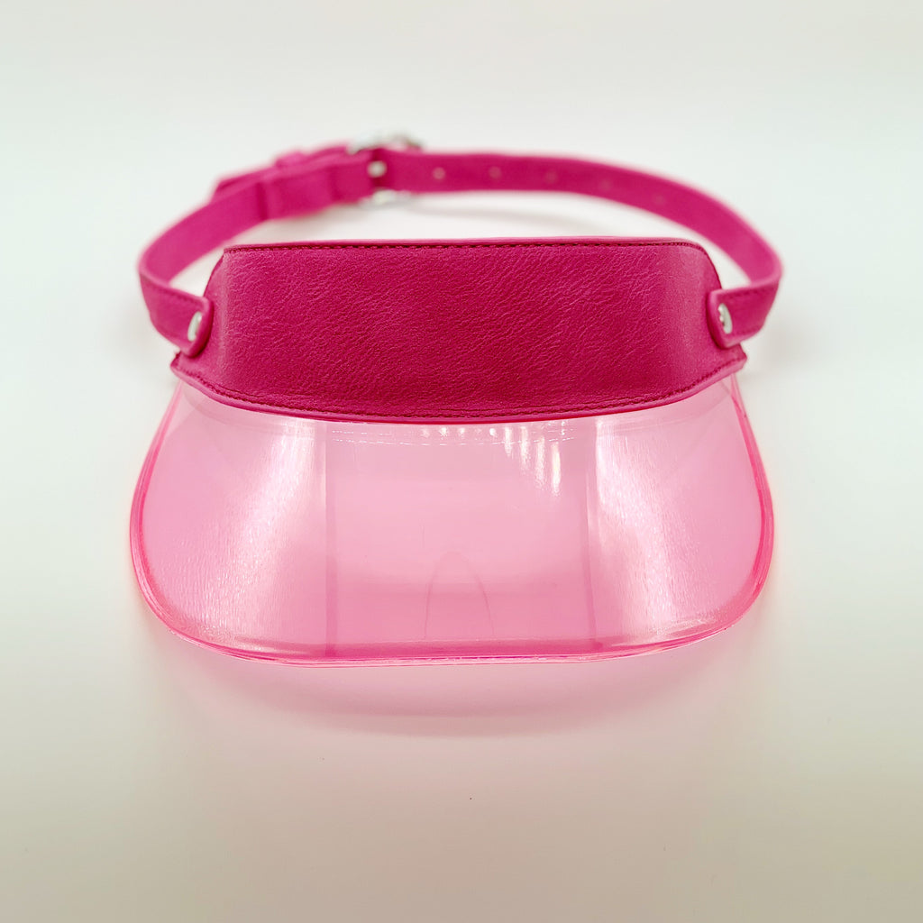 MayBabe - Clear Buckle Visor