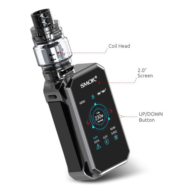 G-Priv 2 Luxe Edition with Prince Tank by Smok