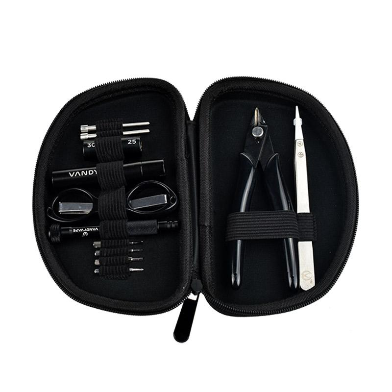 Tool Kit Plus with Coil Jig by Vandy Vape