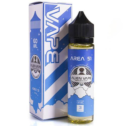 Area 51 50ml Shortfill by Alien Vape