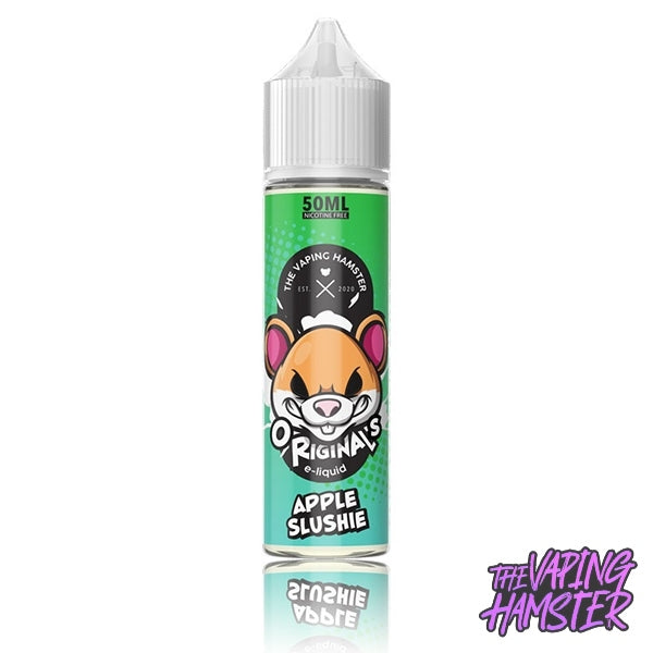 The Vaping Hamster - 50ml High VG Shortfill (Includes 1 x Free Nic Shot)
