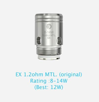 Joyetech Exceed EX Coil Heads