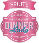 Dinnerlady Fruits Range  by Dinner Lady
