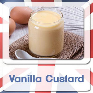 Vanilla Custard 10ml by Ultimate V2