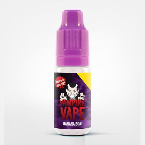 Banana by 10ml Vampire Vape