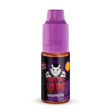 Banoffee Pie 10ml by Vampire Vape