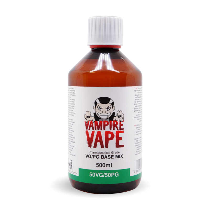 Base Liquid 500ml by Vampire Vape