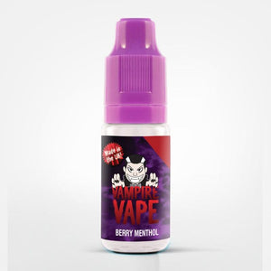 Berry Menthol 10ml by Vampire Vape