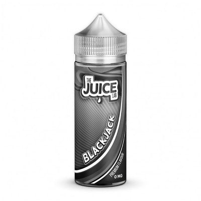 The Juice Lab 100ml Shortfill (Inc 2 Free Nic Shots)