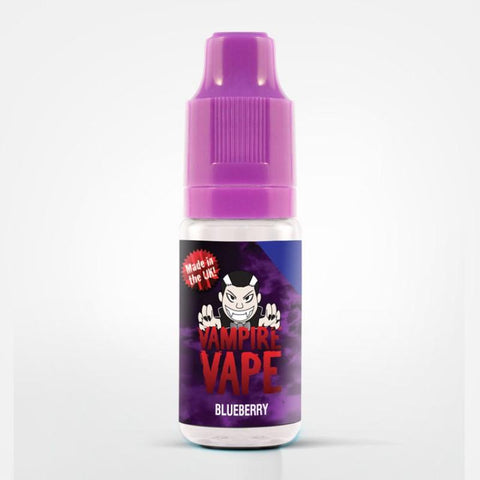 Blueberry 10ml by Vampire Vape