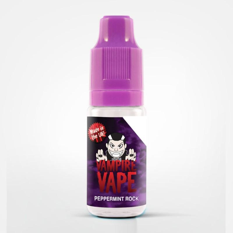 Peppermint Rock 10ml by Vampire Vape