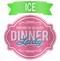 Dinnerlady Ice Range - 50ml Shortfill  * Free Nic Shot *