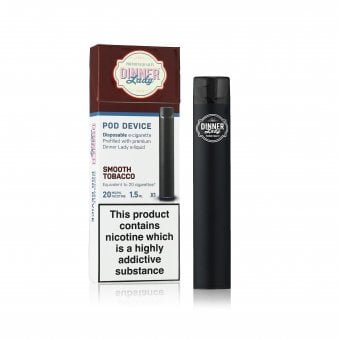 Dinner Lady Disposable Pod Vape Pod Kit