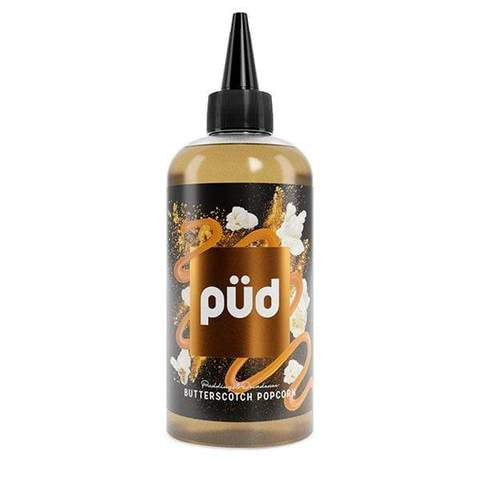 Pud Pudding and Decadence - 200ml Shortfill