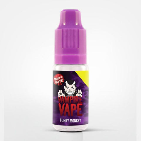 Funky Monkey 10ml by Vampire Vape