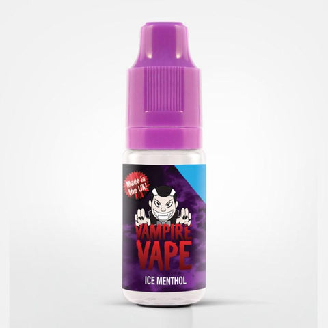 Ice Menthol 10ml by Vampire Vape