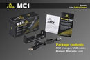 MC1 Single Cell Charger by Xtar