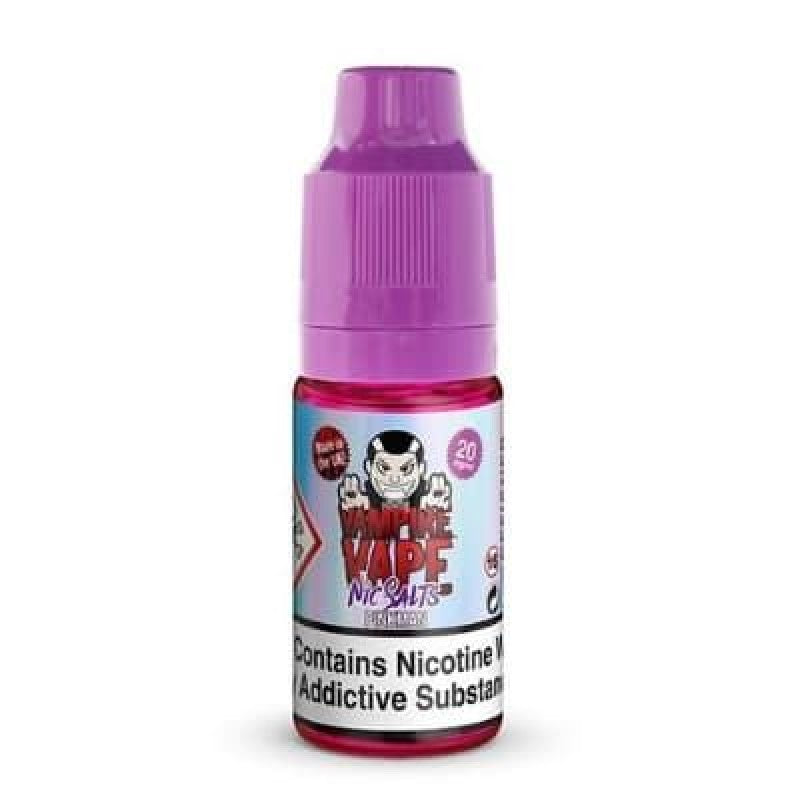 Pinkman Nic Salt 10ml - 10mg/20mg by Vampire Vape