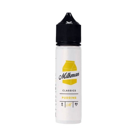 Pudding 50ml Shortfill by The Milkman