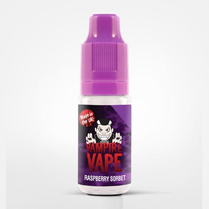 Raspberry Sorbet 10ml by Vampire Vape
