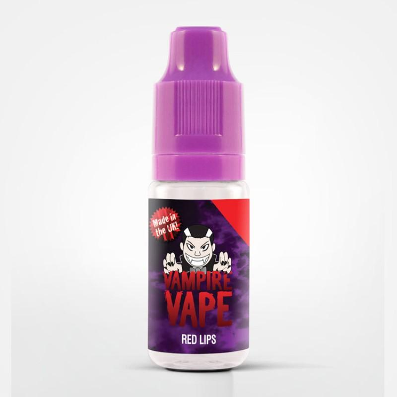 Red Lips 10ml by Vampire Vape