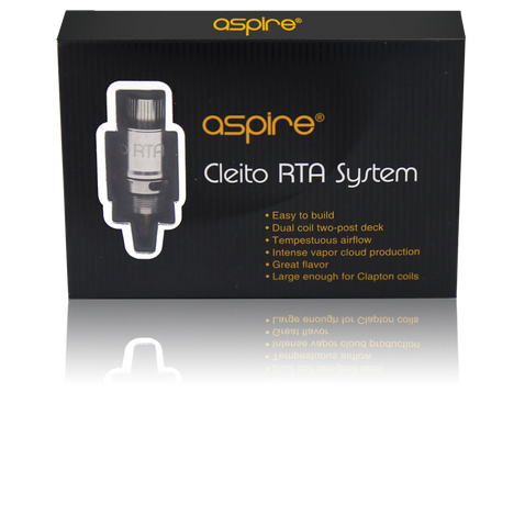 Cleito RBA System by Aspire