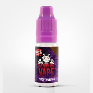 Smooth Weston 10ml by Vampire Vape