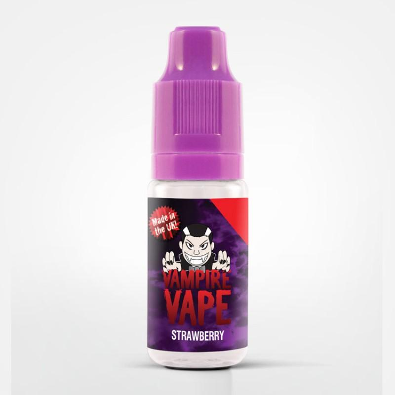 Strawberry 10ml by Vampire Vape