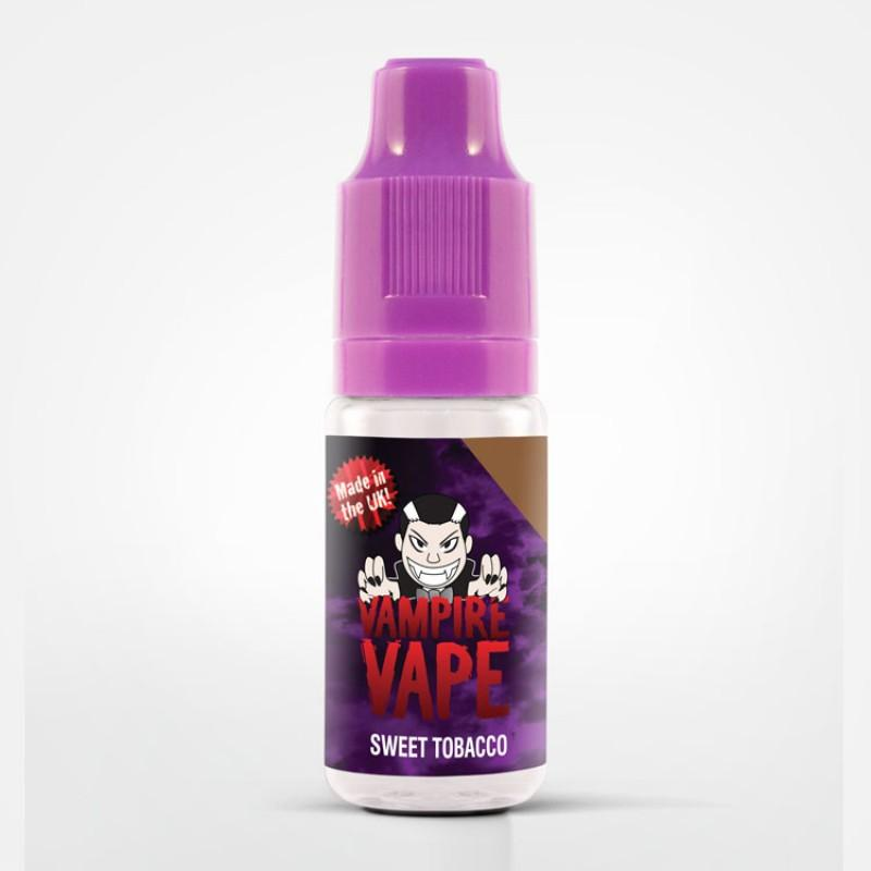 Sweet Tobacco 10ml by Vampire Vape