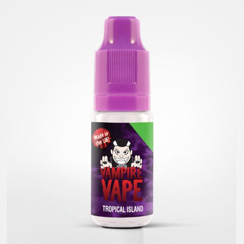 Tropical Island 10ml by Vampire Vape