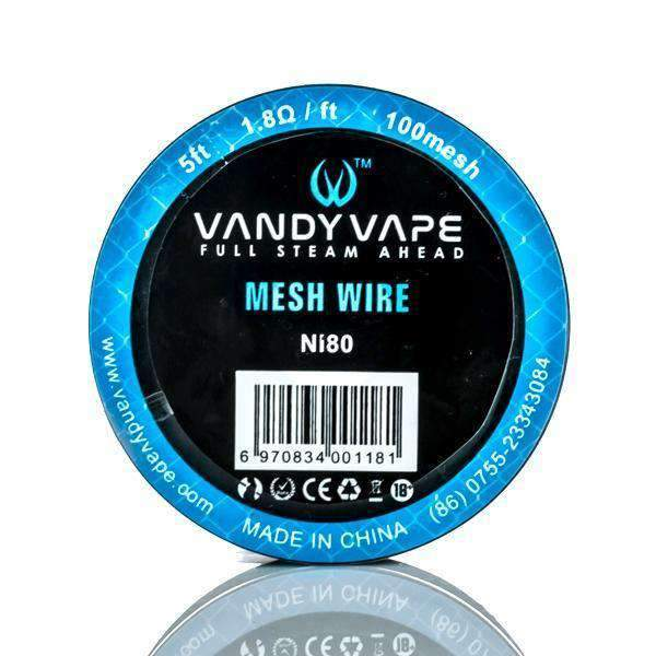 Mesh Wire Reel by Vandy Vape