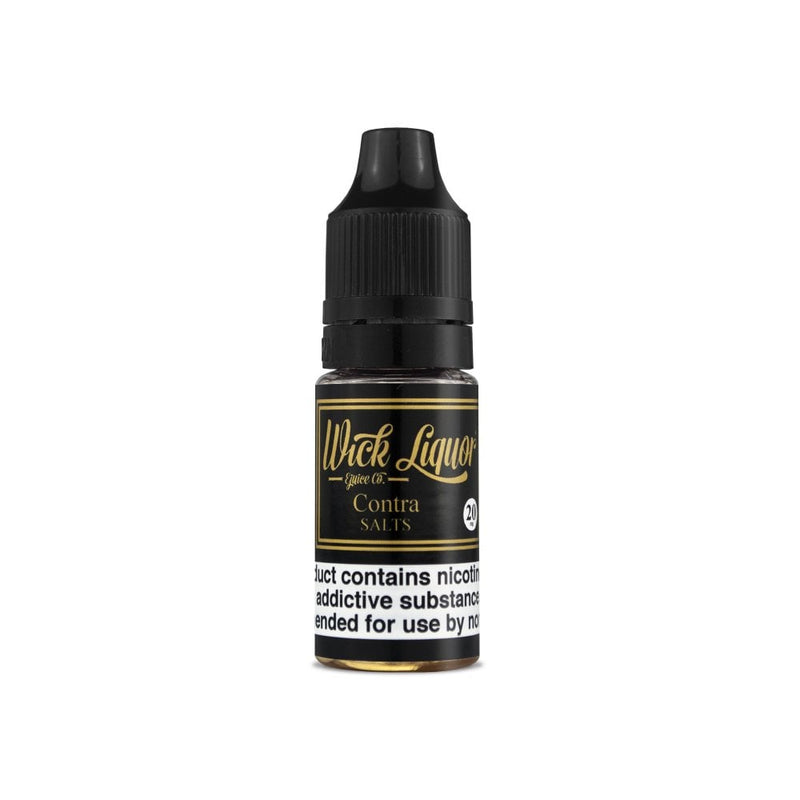 Contra 10ml Nic Salt by Wick Liqour