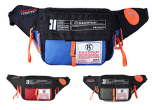 Laden Sie das Bild in den Galerie-Viewer, LOVEANDMERCY Adventure Bauchtasche