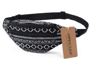 Ethno Tribal Bum Bag - Bauchtasche