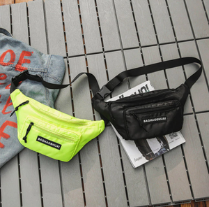 NEON GREEN Bum Bag