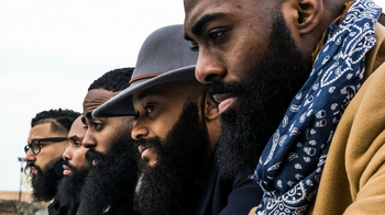 #BEARDGOALS: 5 STEPS TO GROWING THE PERFECT BEARD